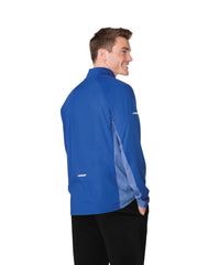 MAC Men's Half-zip Royal Shirt