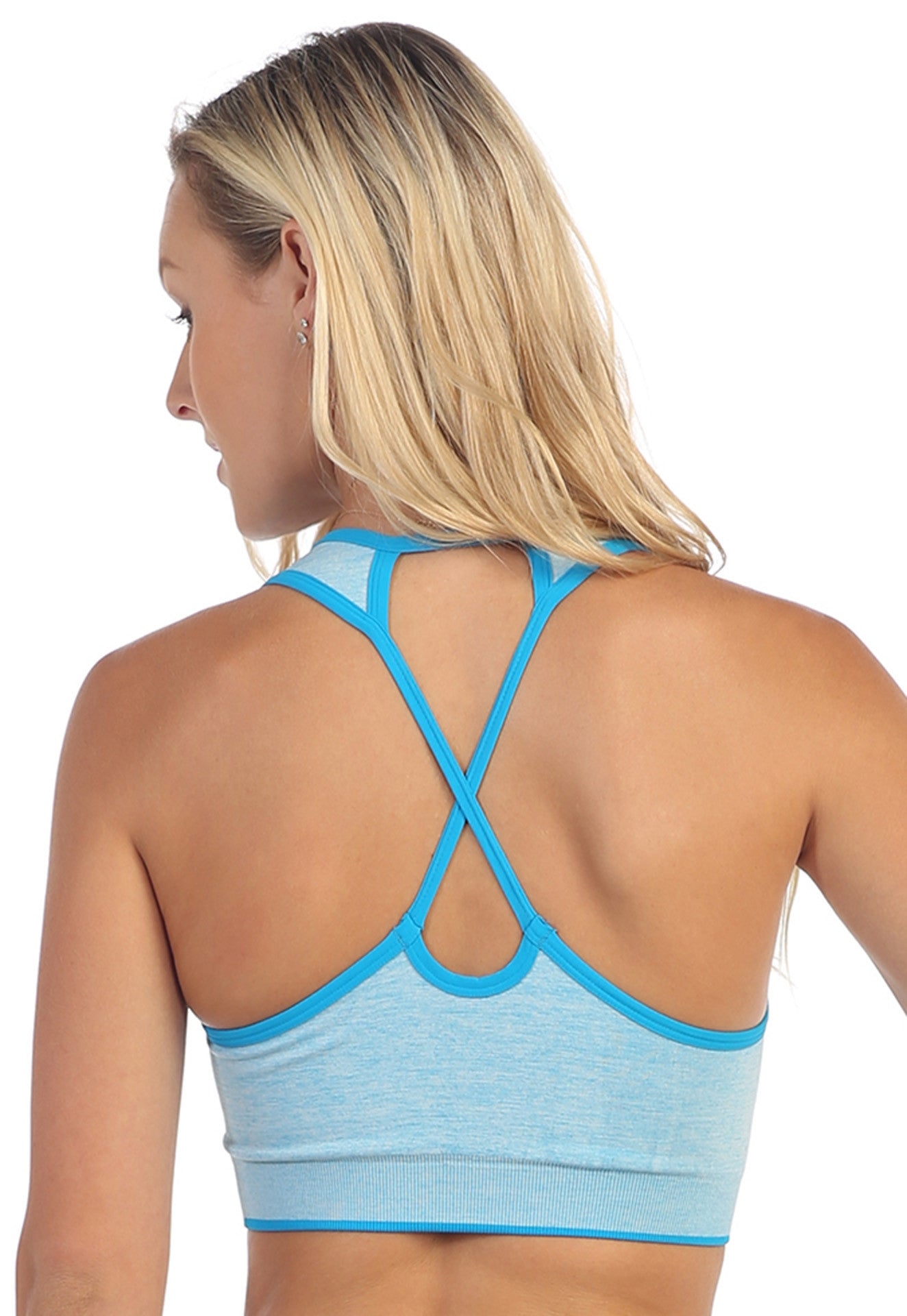 Best Sports Bra Ever: Heather Racerback 96