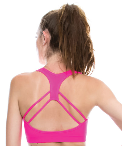 Best Sports Bra Ever: Double Layer Racerback X-Support 102
