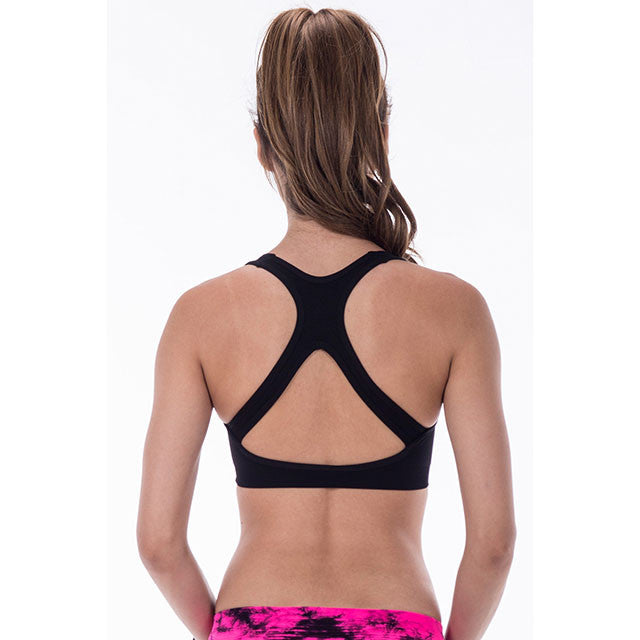 Best Sports Bra Ever: Holster 105 Double Layer Support Racerback
