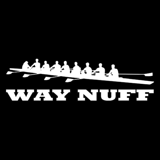 Way Nuff 8 Decal
