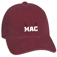 MAC cotton rower's cap
