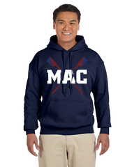 MAC Hooded Unisex Sweatshirt