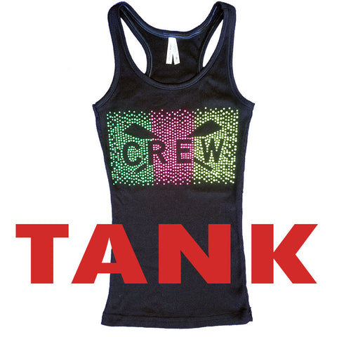 CREW «Candy Dot» Tank [Women's]
