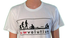Rowvolution Men's Tee (Short Sleeve Cotton)