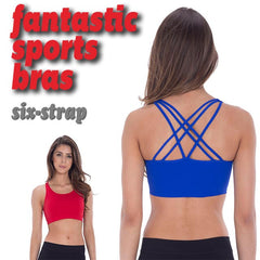 Best Sports Bra Ever: Six-Strap 98