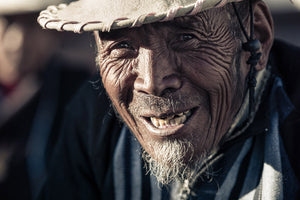 Faces Of Tibet III