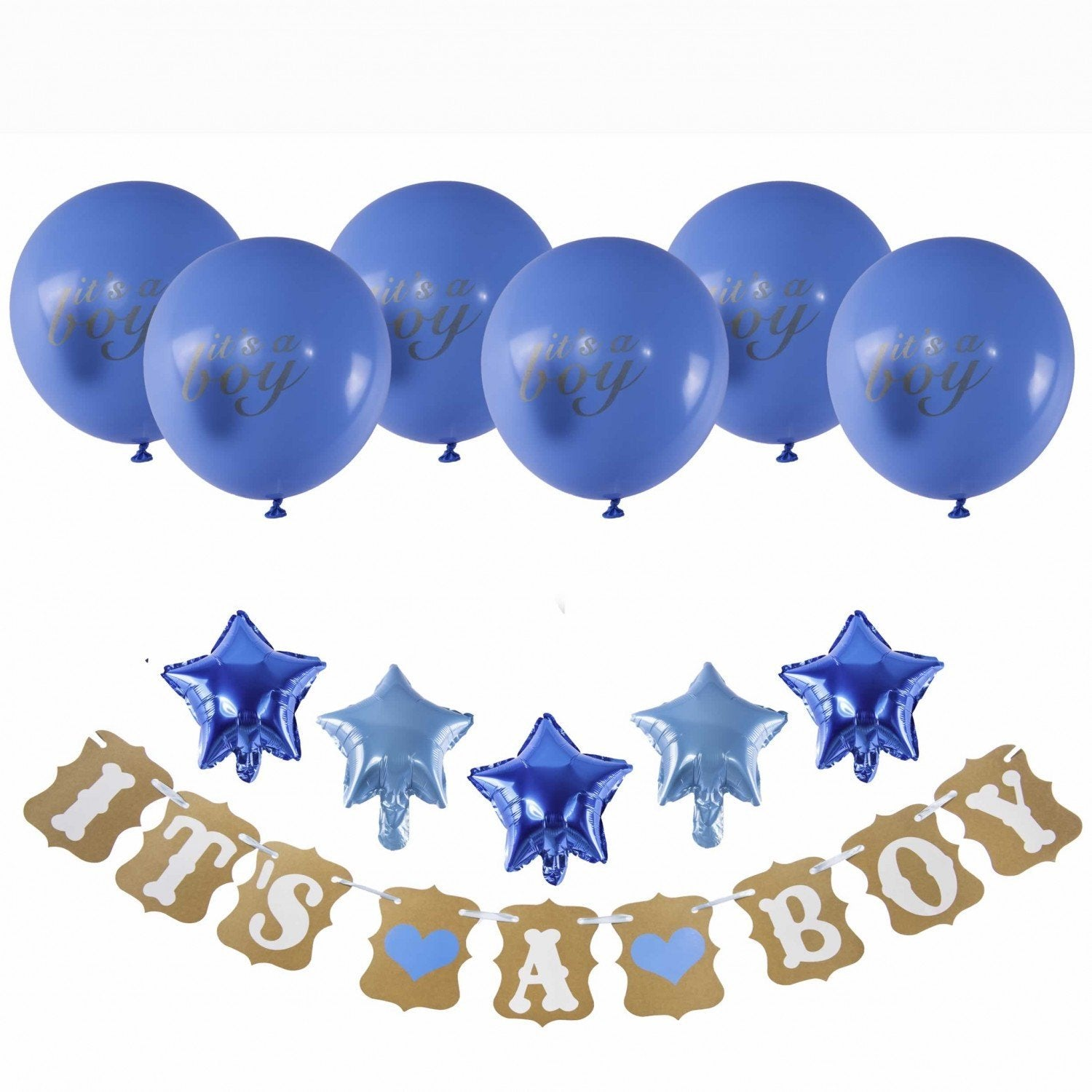 Set aniversar baby shower-Boy - Adda Gifts