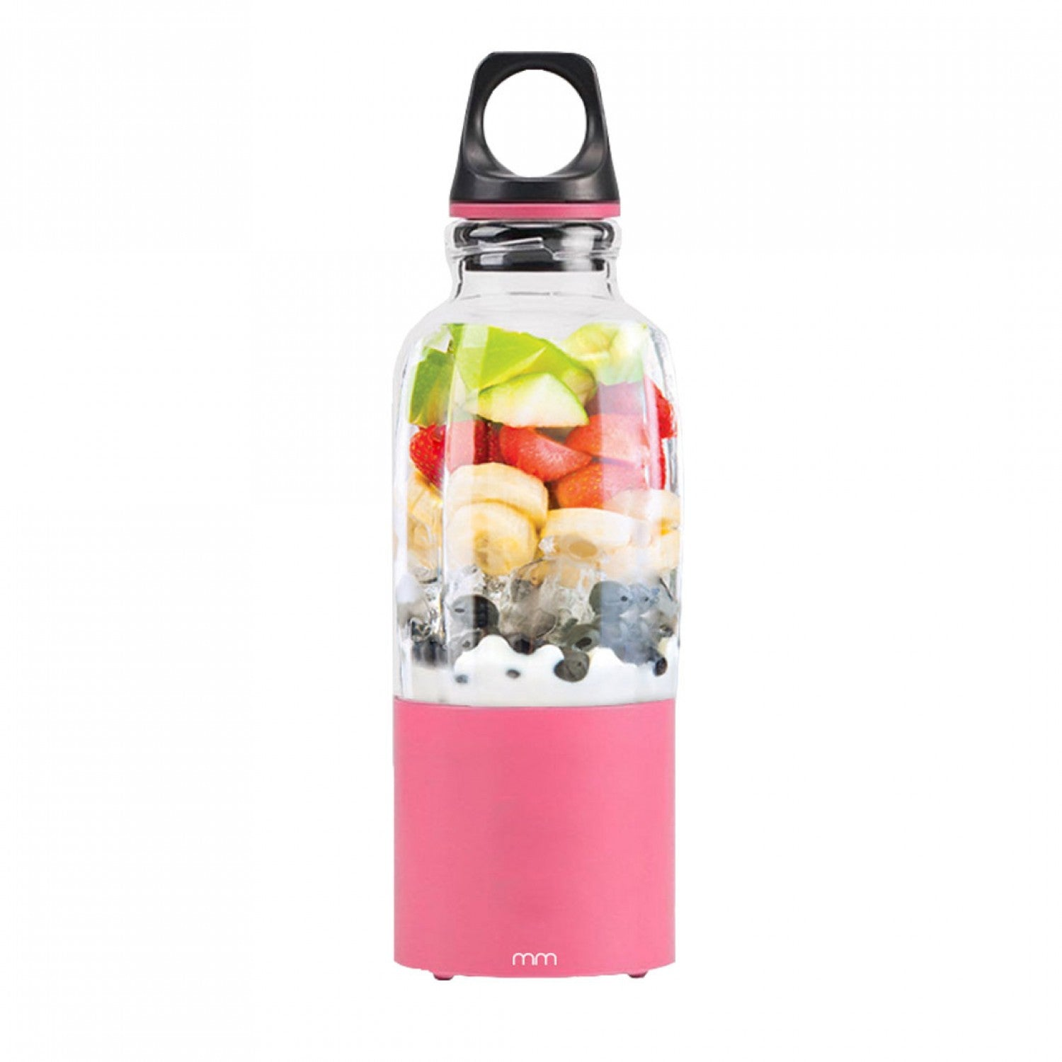 Blender portabil-Brend it to go-Pink - Adda Gifts