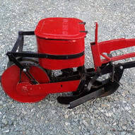 Cole Duplex Hopper Planter