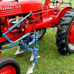 Farmall Cub Tractor with Cultivator