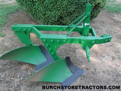 3 point hitch 2 bottom moldboard plow