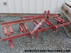 3 point hitch field cultivator, tillage tool, jitterbug