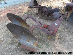 3 point hitch turning plow