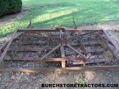 3 point hitch drag harrow