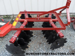 3 point hitch leinbach disc harrow