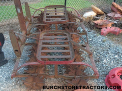 3 point hitch rolling cultivator
