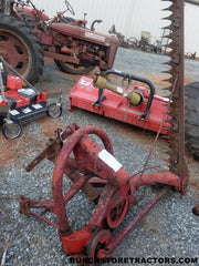 3 point hitch sickle bar mower