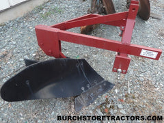 3 point hitch single bottom plow