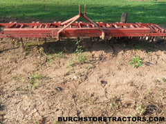 3 Point hitch spring tooth tillage tool