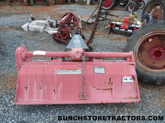 3 point hitch rototiller