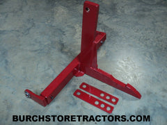 3 Point to 1 Point Fast Hitch Adapter for Farmall Tractors