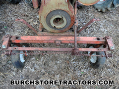 Antique Economy Garden Tractor with Chain Steering