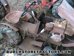 Antique Garden Tractor for sale