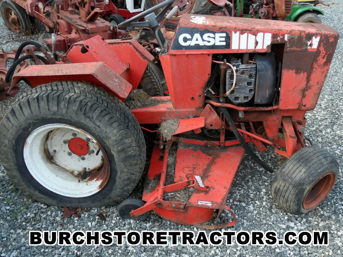Case 990 Farm Tractors Parts : Used farm tractors for sale case garden tractor