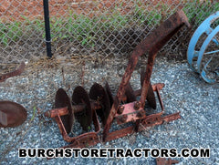 Disc Harrow Attachmnet for Garden Tractor