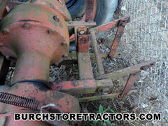 Ecomony Garden Tractor Rear Hirch for Sale