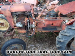 Ecomony Garden Tractor with hydraulic pump for parts