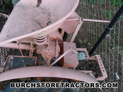 Economy Garden Tractor for used parts