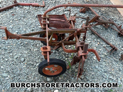Garden Tractor Cultivator Attachment