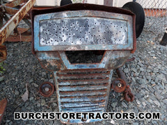 Garden Tractor Front Grill