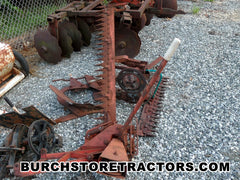 Garden Tractor Sickle Mower
