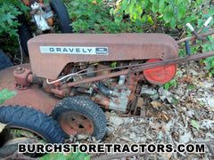 Gravely Super Convertible Mower