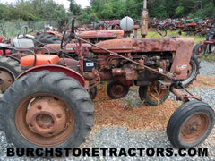 farmall 140 salvage yard