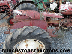 Massey Harris 11 and 16 used tractor parts for sale