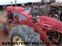 Massey Harris Pacer 16 tractor for parts