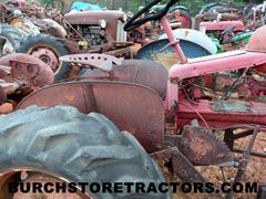 Massey Harris Pacer Model 16 for parts
