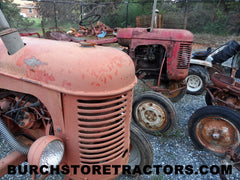 Massey Harris Pacer and Pony parts for sale