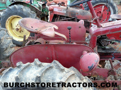 Massey Harris Pacer and Ponys for used parts