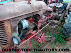 Massey Harris Pacer parts tractors