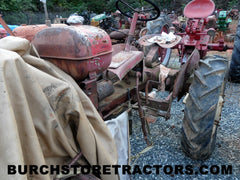 Massey Hassis Pacer and Pony tractor parts available