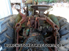 Oliver 440 tractor 3 point hitch