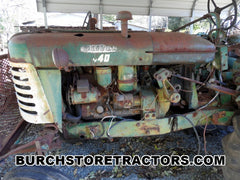 Oliver 440 tractor to buy