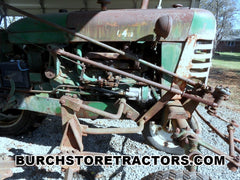 Oliver 440 tractor to restore