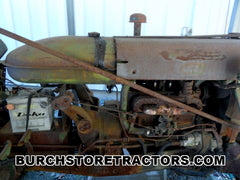 Oliver 440 tractor to sale