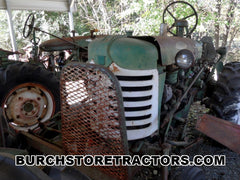 Oliver 440 tractor to sell